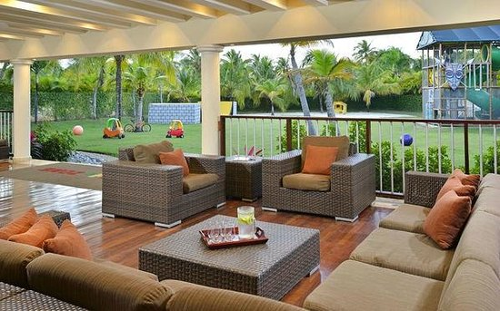 The Reserve at Paradisus Punta Cana : Kids Club Outdoor Area