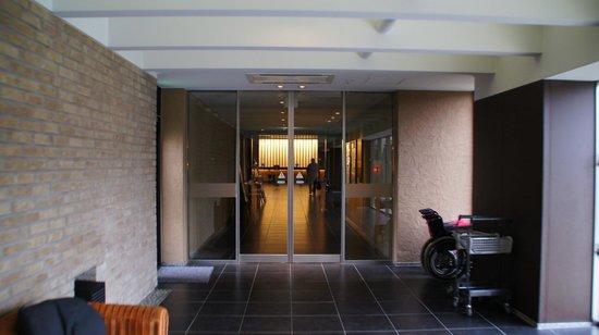 Hotel Harvest Hakone Koshien: 玄関
