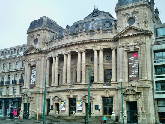 Vlaamse Opera (De) : Opera house. Antwerp.
