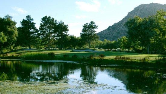 San Vicente Golf Course in Ramona, CA