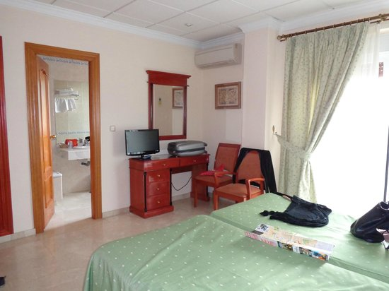 Hotel Sacromonte: Habitacion