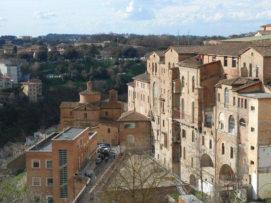 Hotel Duomo: Foto dalla camera