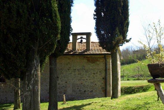 Agriturismo Due Ponti: La jolie chapelle