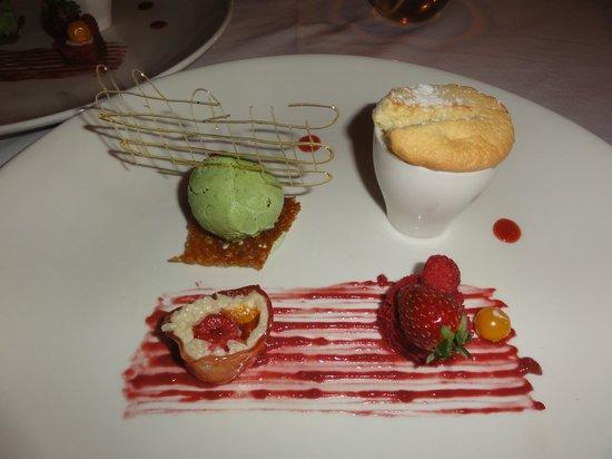 Le Bon Vivant : Dessert