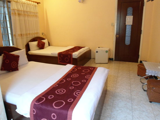 Phuc Khang Hotel: double room