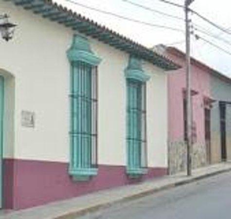 Casa de Arturo Michelena: Portal de la Casa Arturo Michelena