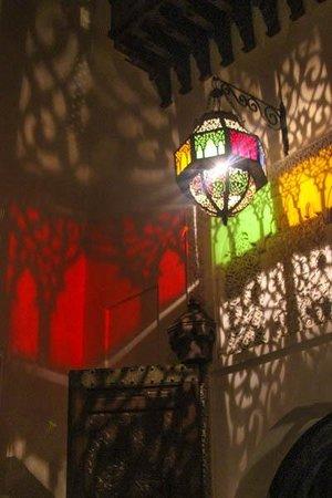 Royal Mansour Marrakech: Our Riad Courtyard