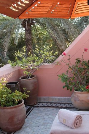 Royal Mansour Marrakech: Private Rooftop