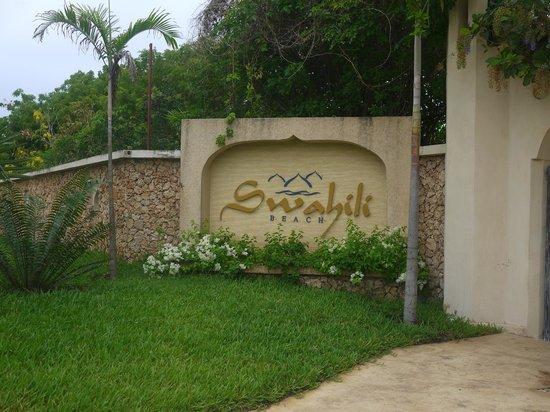 Swahili Beach Resort: Hotel