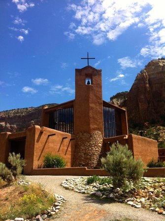 Image result for church in the desert
