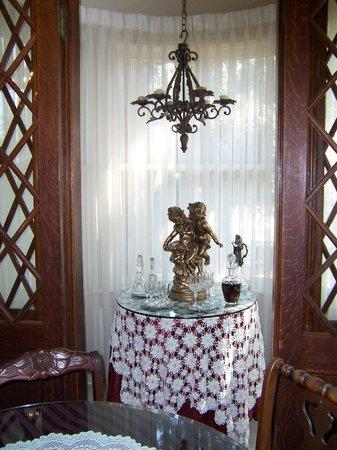 600 Main, A Bed & Breakfast and Victorian Tea Room: Tea Room