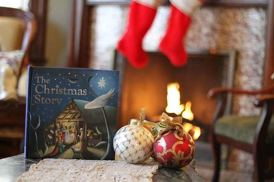 600 Main, A Bed & Breakfast and Victorian Tea Room: Christmas Stockings