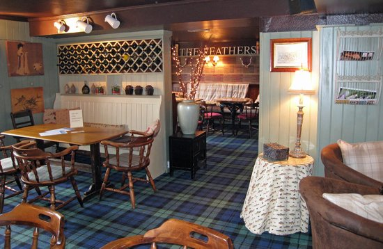 The Feathers Hotel: The Feversham Bar