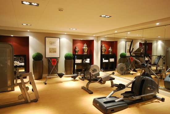 Fraser Suites Edinburgh: Gym