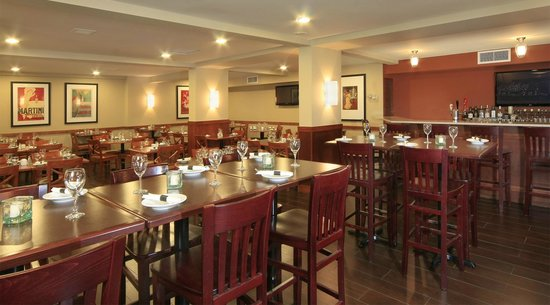 Best Western Plus Gatineau-Ottawa: Bistrot Cartier Restaurant