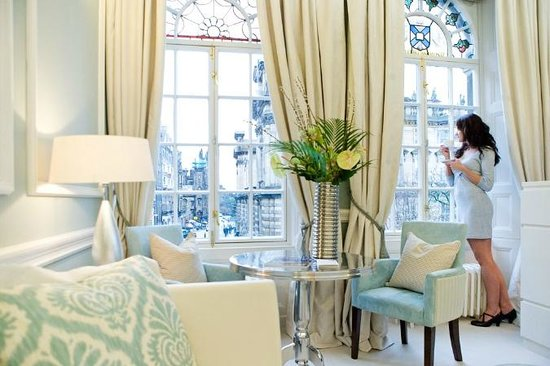 Fraser Suites Edinburgh: Princes Suite