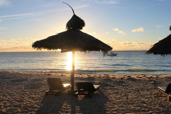 Southern Palms Beach Resort: zonsopgang