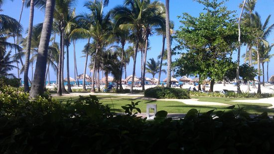 Bavaro Princess All Suites Resort, Spa & Casino: View from room 022