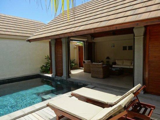 Résidence Les Villas Oasis : Villa oasis 2 personnes