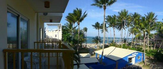 Kite Beach Inn: Vista desde la habitación