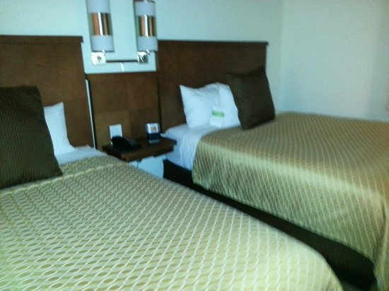 Hyatt Place Milwaukee Airport: Comfortable beds with soft linens.