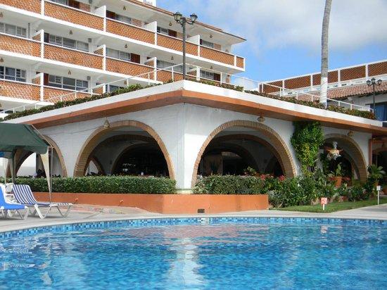 Rosita Hotel : Disfrutando de una tarde de alberca en Hotel Rosita