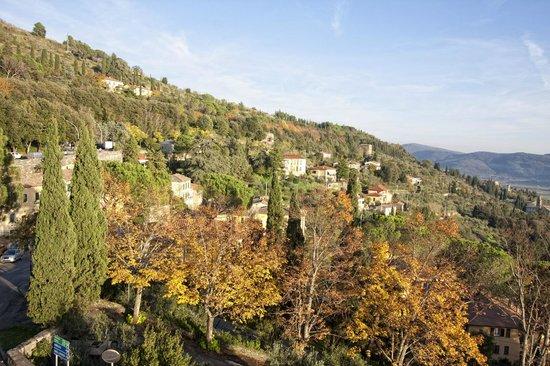 Villa Marsili : Panorama