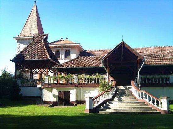 Hotel Villa Majur : Restaurant terace