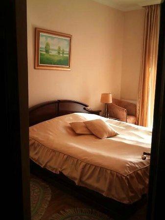 Hotel Villa Majur : bed