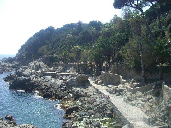 H·TOP Royal Beach: Bay between Lloret de Mar and Lloret
