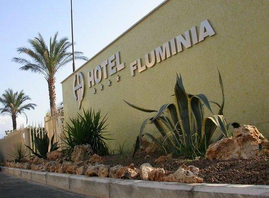 Hotel Fluminia : ingresso