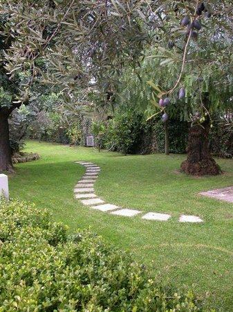 Hotel Fluminia : il nostro giardino