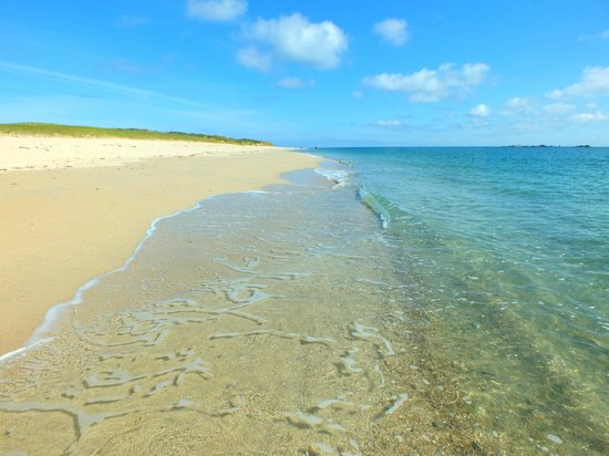 Herm, UK: Shell Beach 1