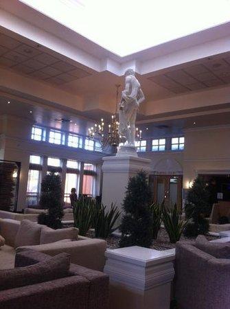 Hilton Northampton: lobby