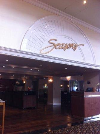 Hilton Northampton: restaurant