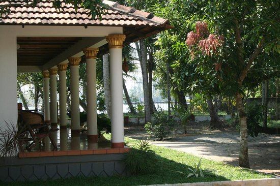 Riverside Heritage Homestay : The Bungalow
