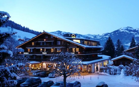 هوتل آرك إن شل: Hotel Winter Abend
