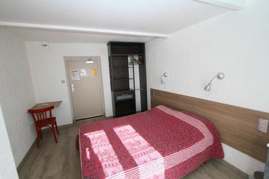 Auberge du Bon Vivant : chambre