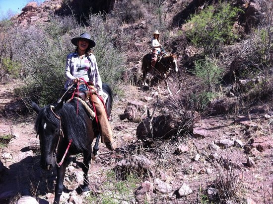Tierra Chamahua EcoAdventures at Rancho Los Banos: Excellent guides