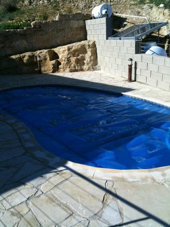 Stavrinis Home: Great pool area!