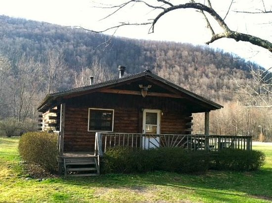 Cold Spring Lodge: cabin 6
