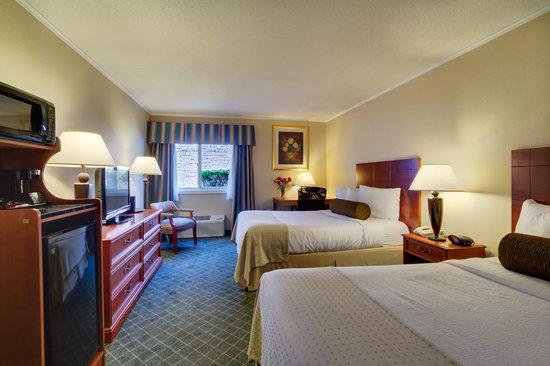 Best Western Plus Augusta Civic Center Inn : Spacious Double Room