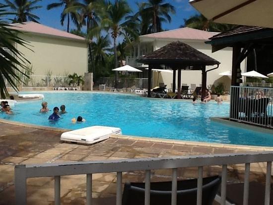 Hotel Le Recif: piscine principale
