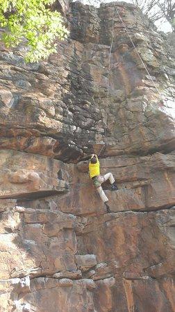 Horseshoe Canyon Ranch: A 5.11 climb