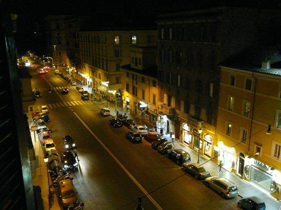 Hotel Doria: вид из окна
