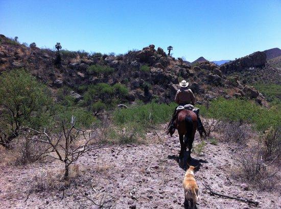 Tierra Chamahua EcoAdventures at Rancho Los Banos: Diego