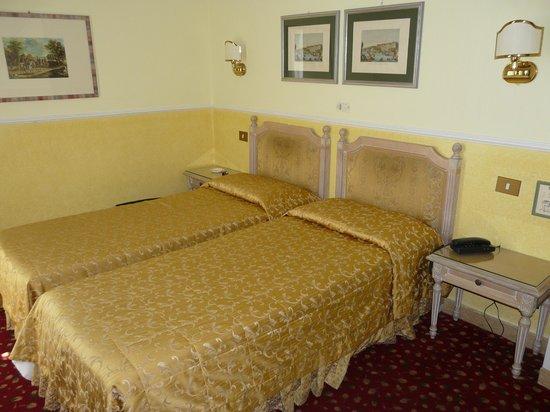 Hotel Doria: номер