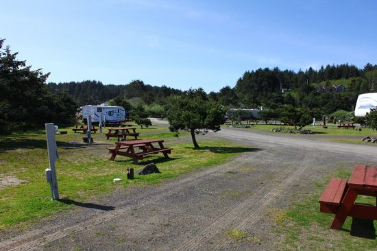 Oceanside Beachfront RV Resort: Beautiful RV Park