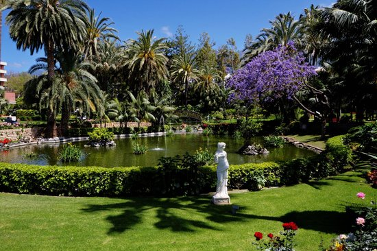 Hotel Botanico & The Oriental Spa Garden: hotel lake