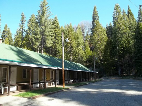 White chief mountain lodge 89 1 1 5 prices hotel for Fish camp ca lodging